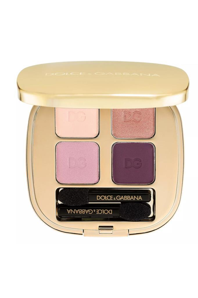 Dolce Gabbana Smooth Eye Colour Quad Göz Farı 145 Amore