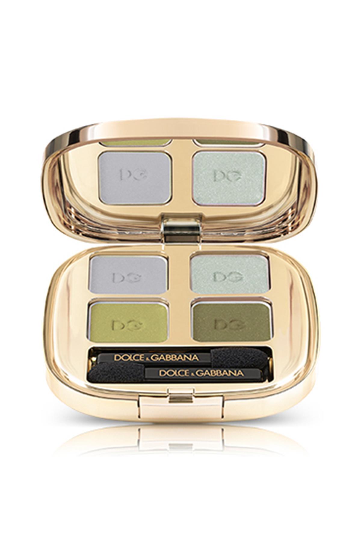 Dolce Gabbana Smooth Eye Colour Quad Göz Farı 151 Forest Mist