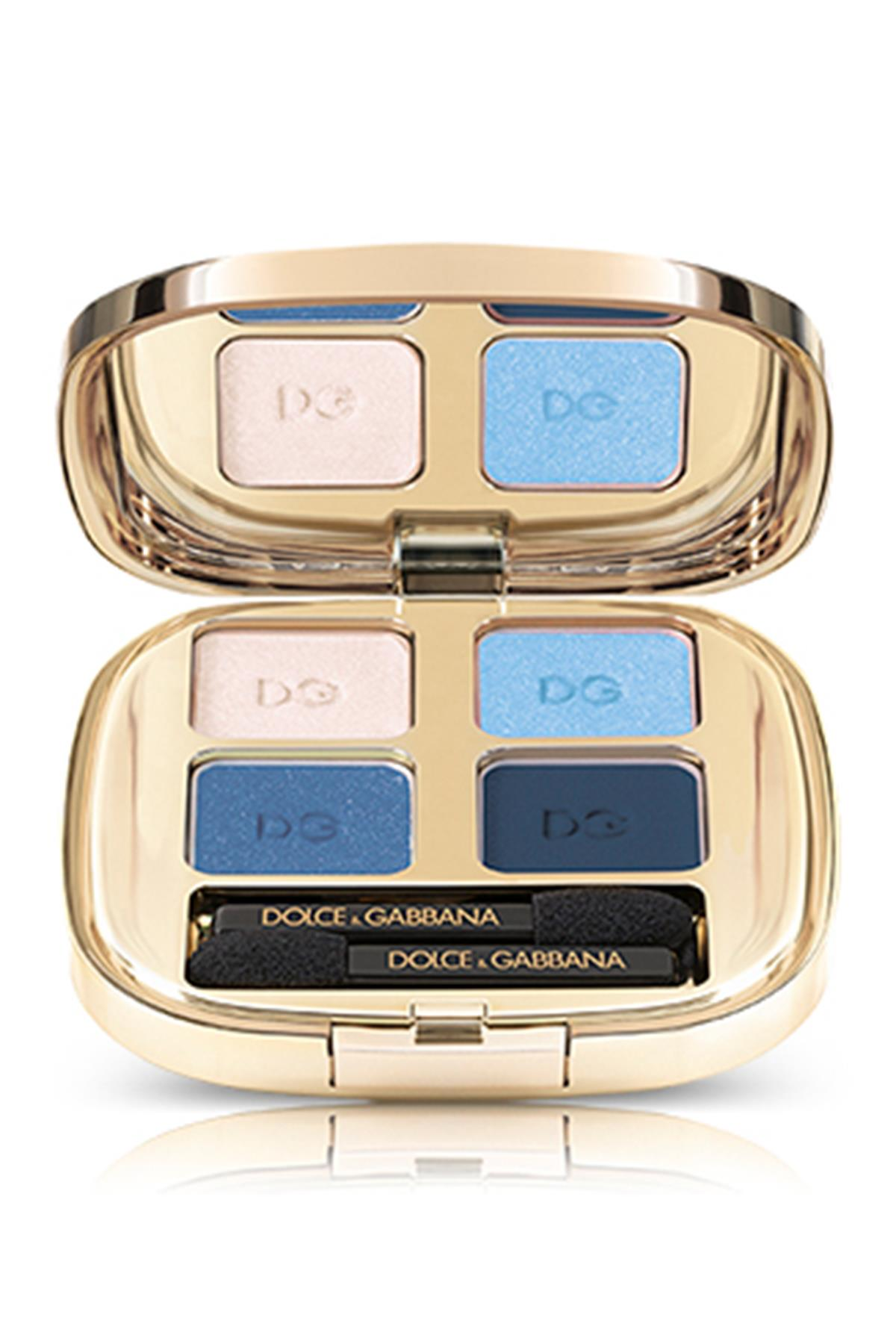 Dolce Gabbana Smooth Eye Colour Quad Göz Farı 170 Sea Foam