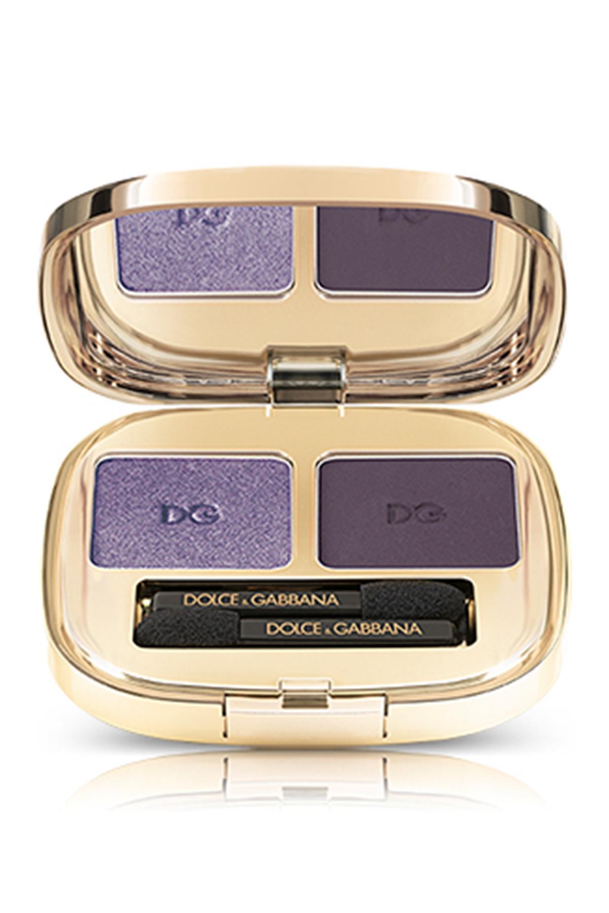 Dolce Gabbana Smooth Eyeshadow Duo 107 Gems Göz Farı