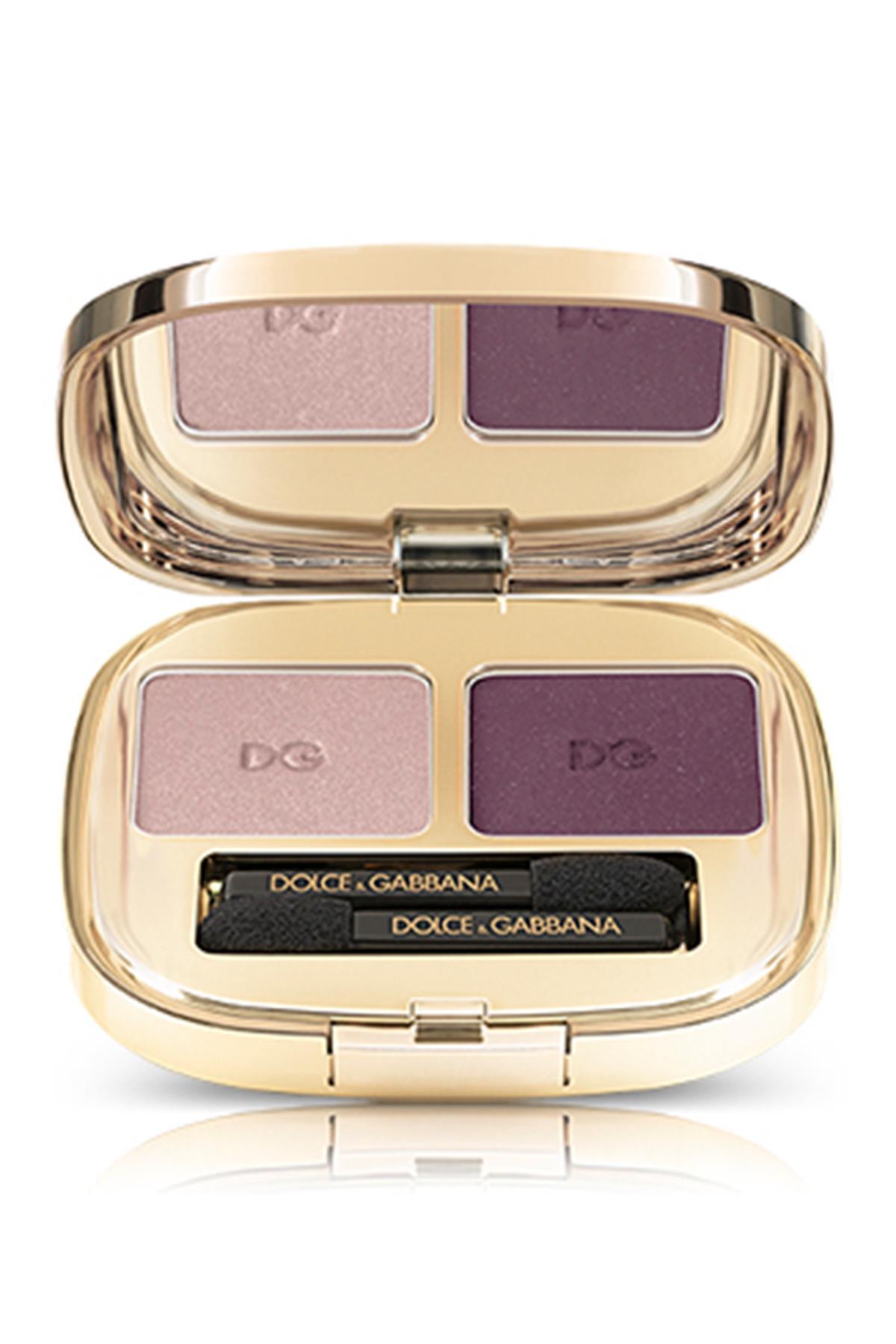 Dolce Gabbana Smooth Eyeshadow Duo 145 Contrast Göz Farı