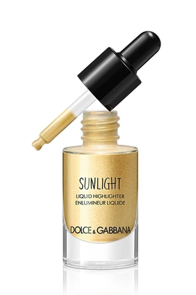 Dolce Gabbana Sunlight Liquid Highlighter 1 Sunrise 15 ml