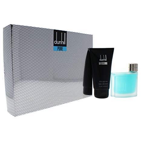 Dunhill Pure EDT 75 ml Erkek Parfüm Seti