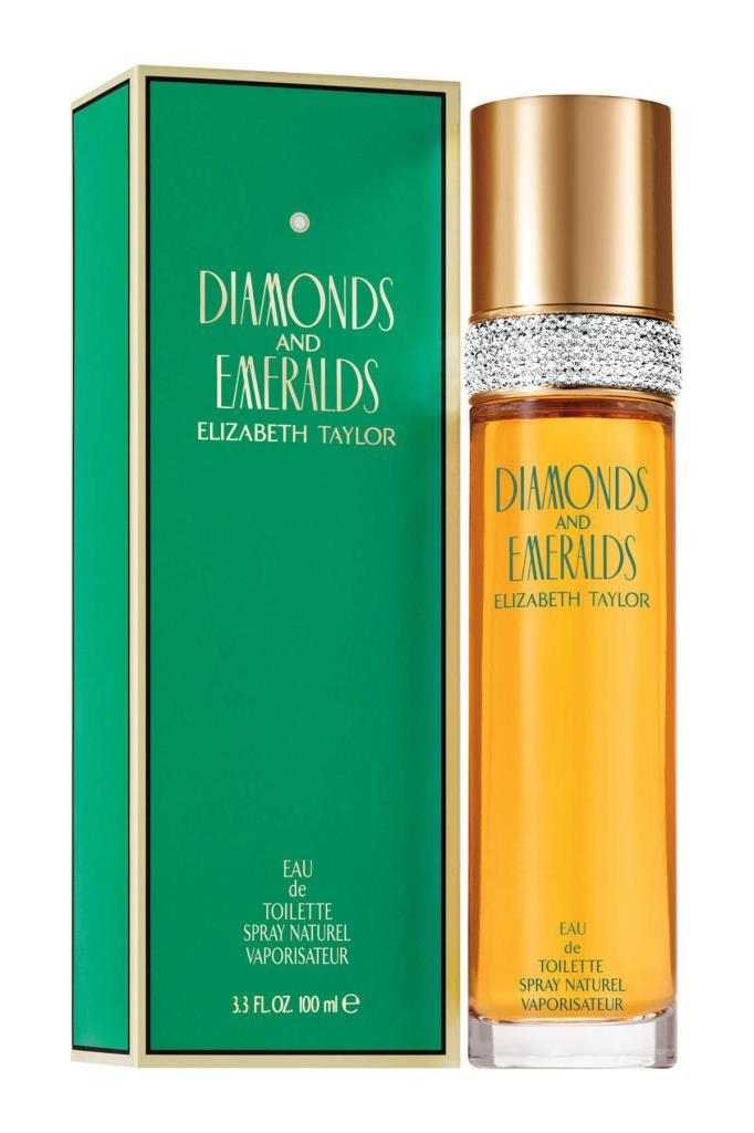 Elizabeth Taylor Diamonds and Emeralds EDT 100 ml Kadın Parfüm
