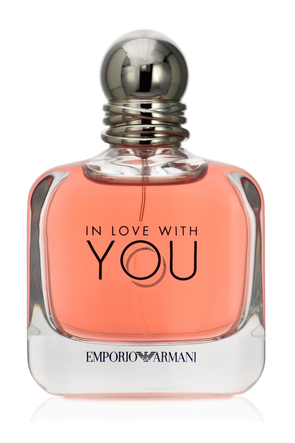 Emporio Armani In Love With You EDP 100 ml Kadın Parfüm