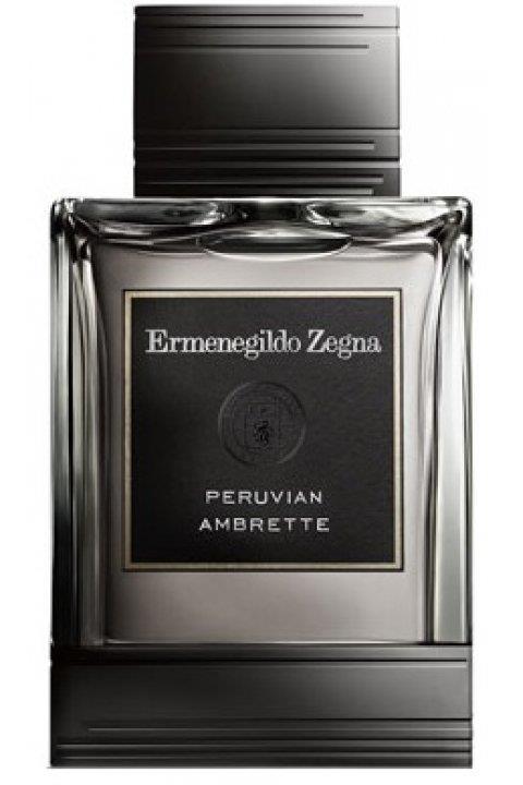 Ermenegildo Zegna Peruvian Ambrette EDT 125 ML