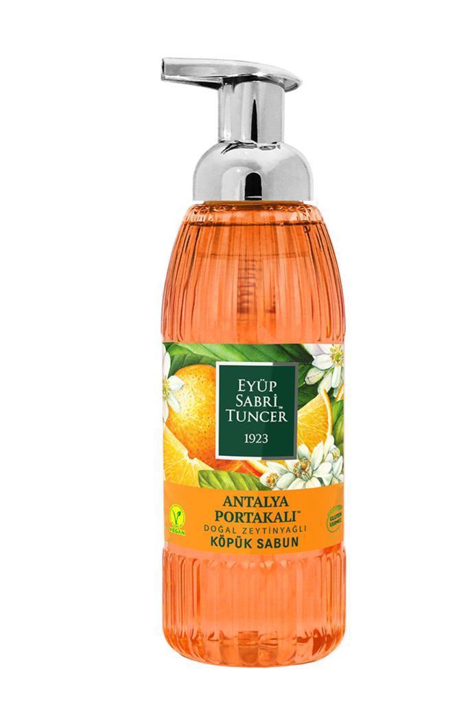 Eyüp Sabri Tuncer Köpük Sabun Antalya Portakalı 500 ml