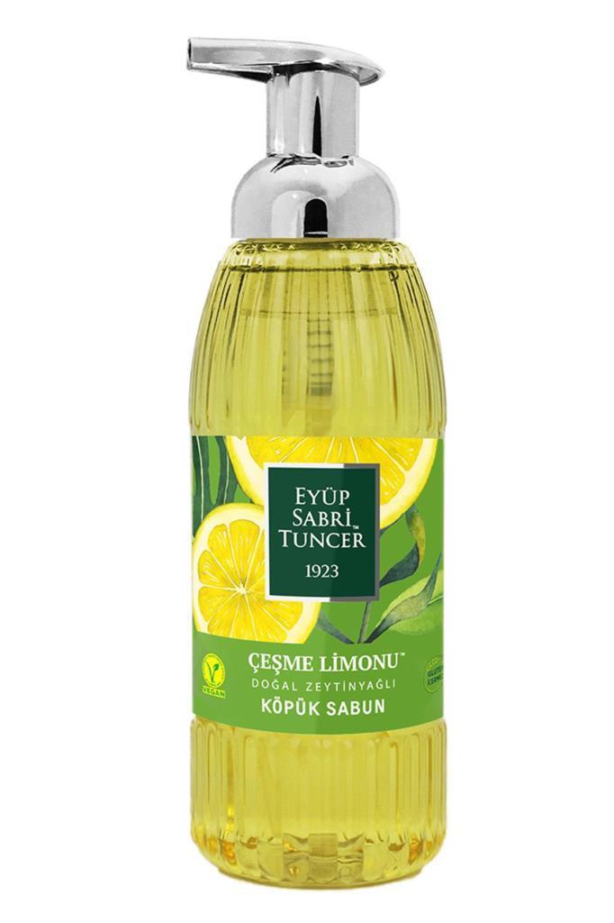 Eyüp Sabri Tuncer Çeşme Limonu Köpük Sabun 500 ml