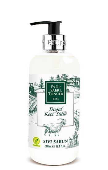 Eyüp Sabri Tuncer Doğal Keçi Sütlü Sıvı Sabun 500 ml