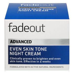 Fade Out Extra Care Brightening Night Cream 50 ml