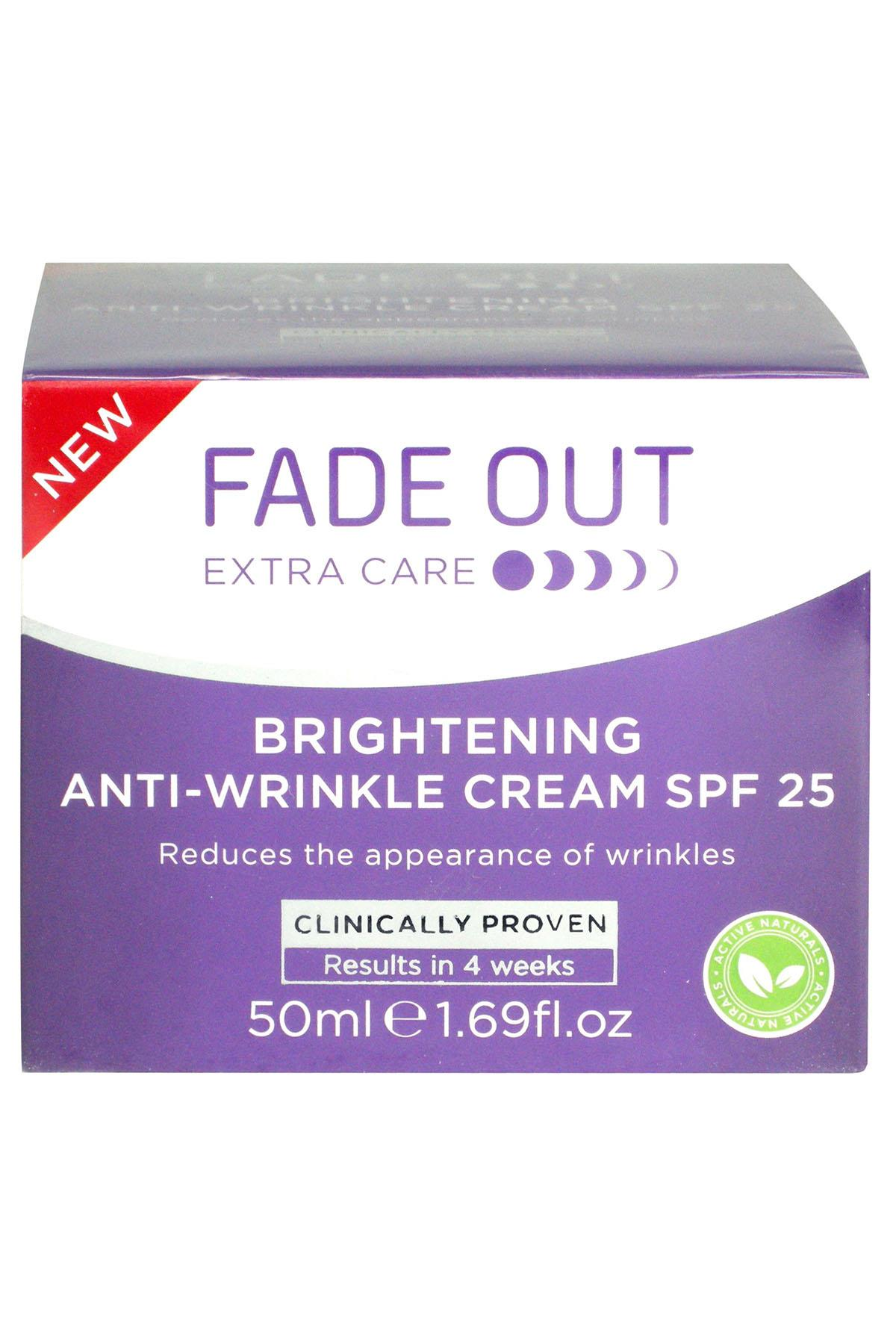 Fade Out Rejuvenating Kırışıklıklara Karşı Krem 50 ml