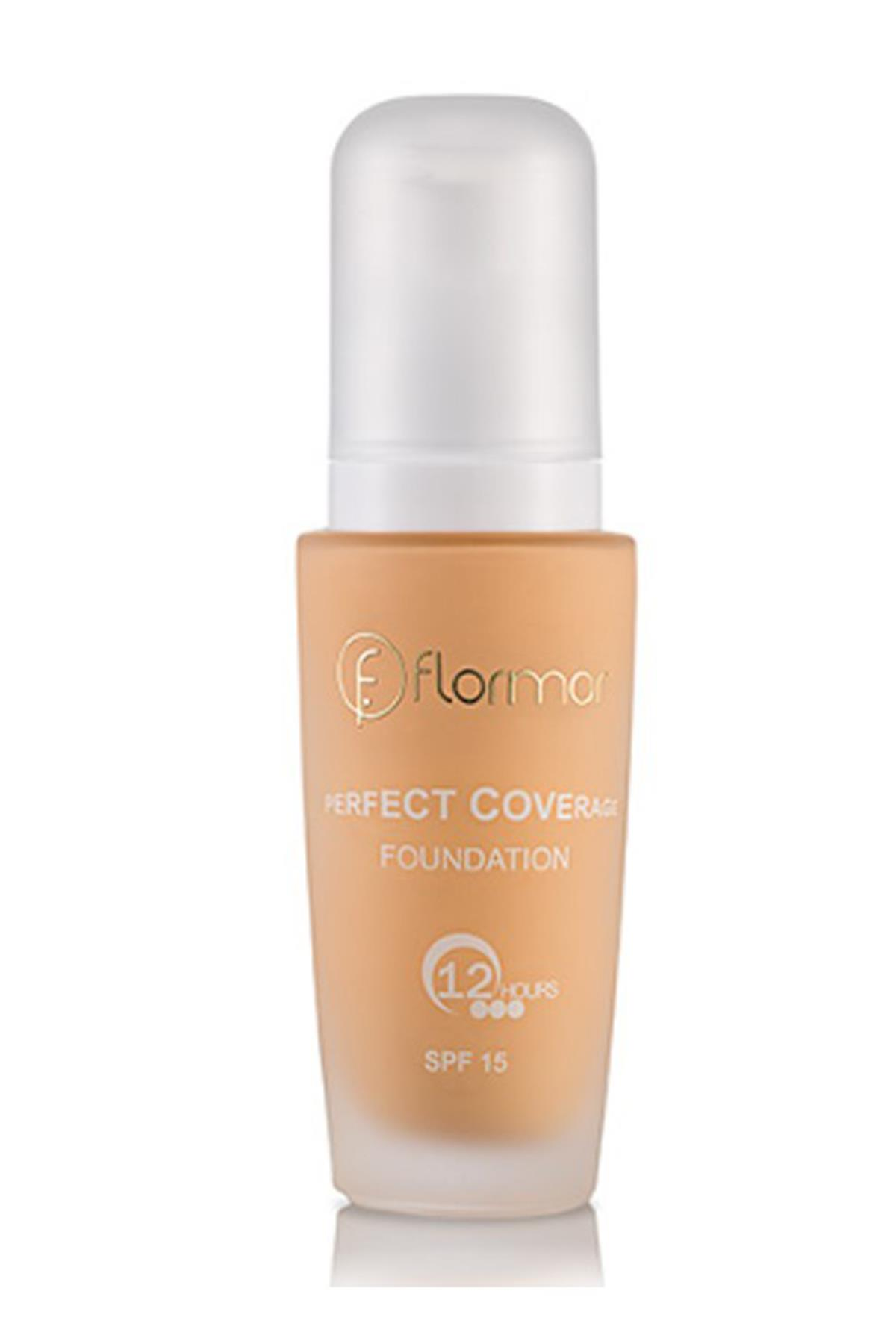 Flormar Perfect Coverage Fondöten 113 Medium Beige