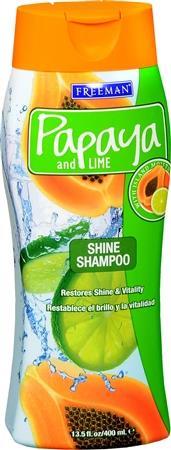 Freeman Papaya And Lime Parlaklık Veren Şampuan 400 ml