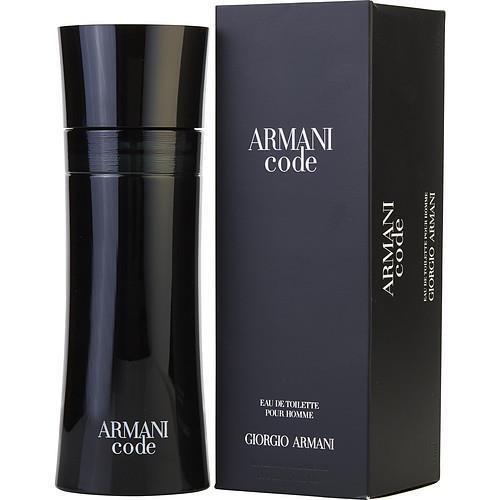 Giorgio Armani Code EDT 200 ml Erkek Parfüm
