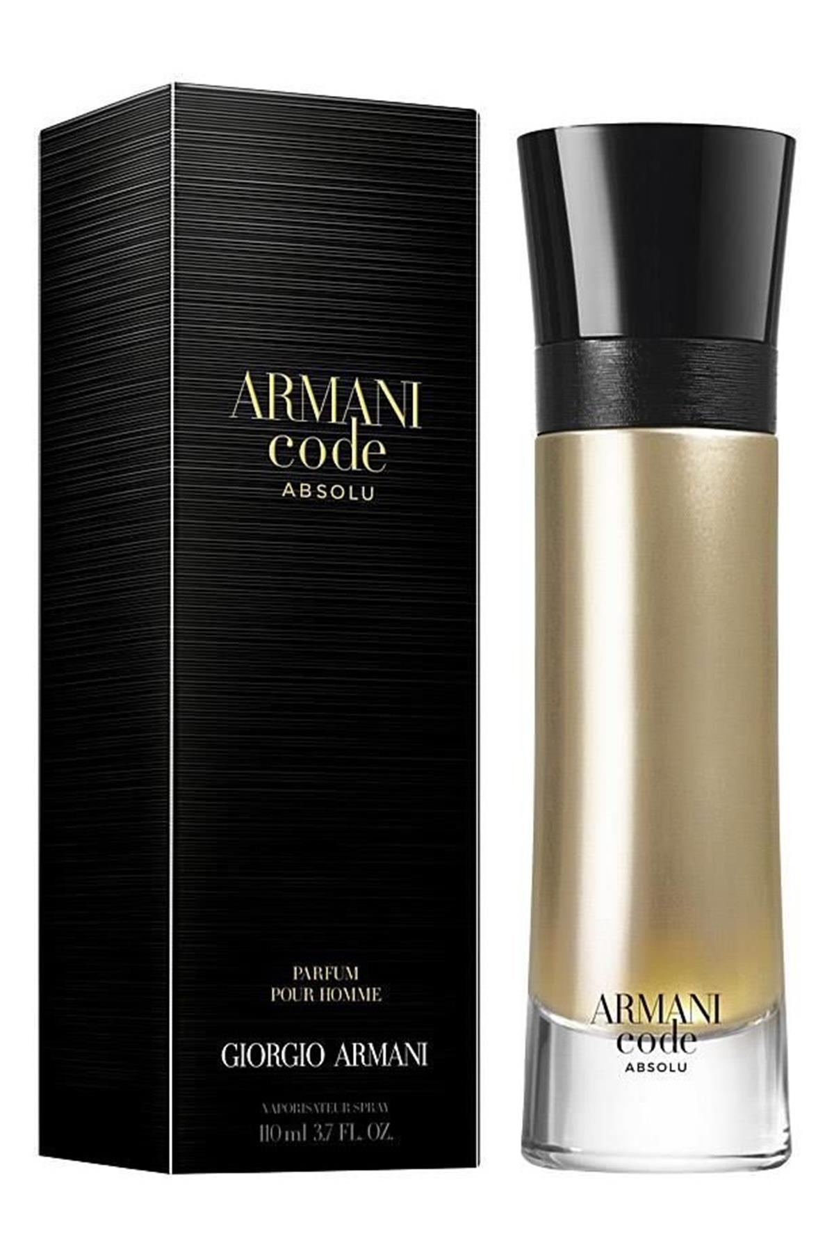 Giorgio Armani Code Absolu EDP 110 ml Erkek Parfüm