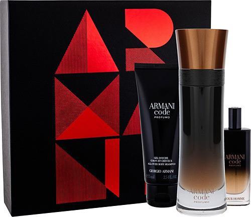Giorgio Armani Code Profumo EDP 110 ml Erkek Parfüm Seti