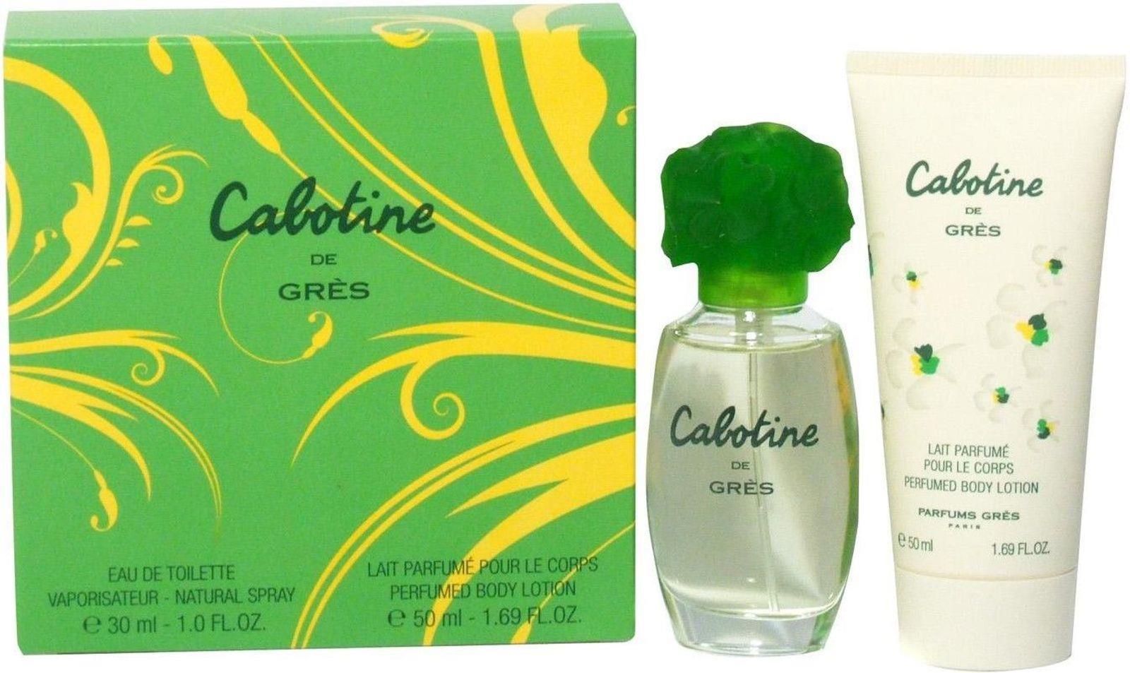 Gres Cabotine EDT 30 ML Kadın Parfüm Seti