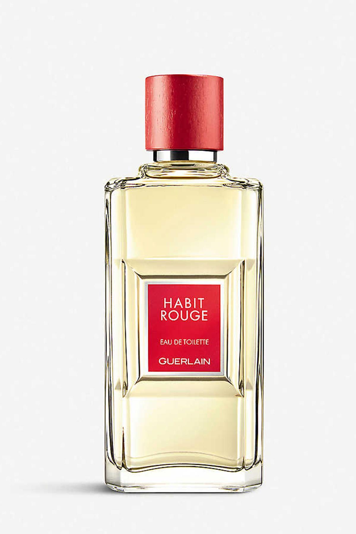 Guerlain Habit Rouge EDT 200 ml Erkek Parfüm