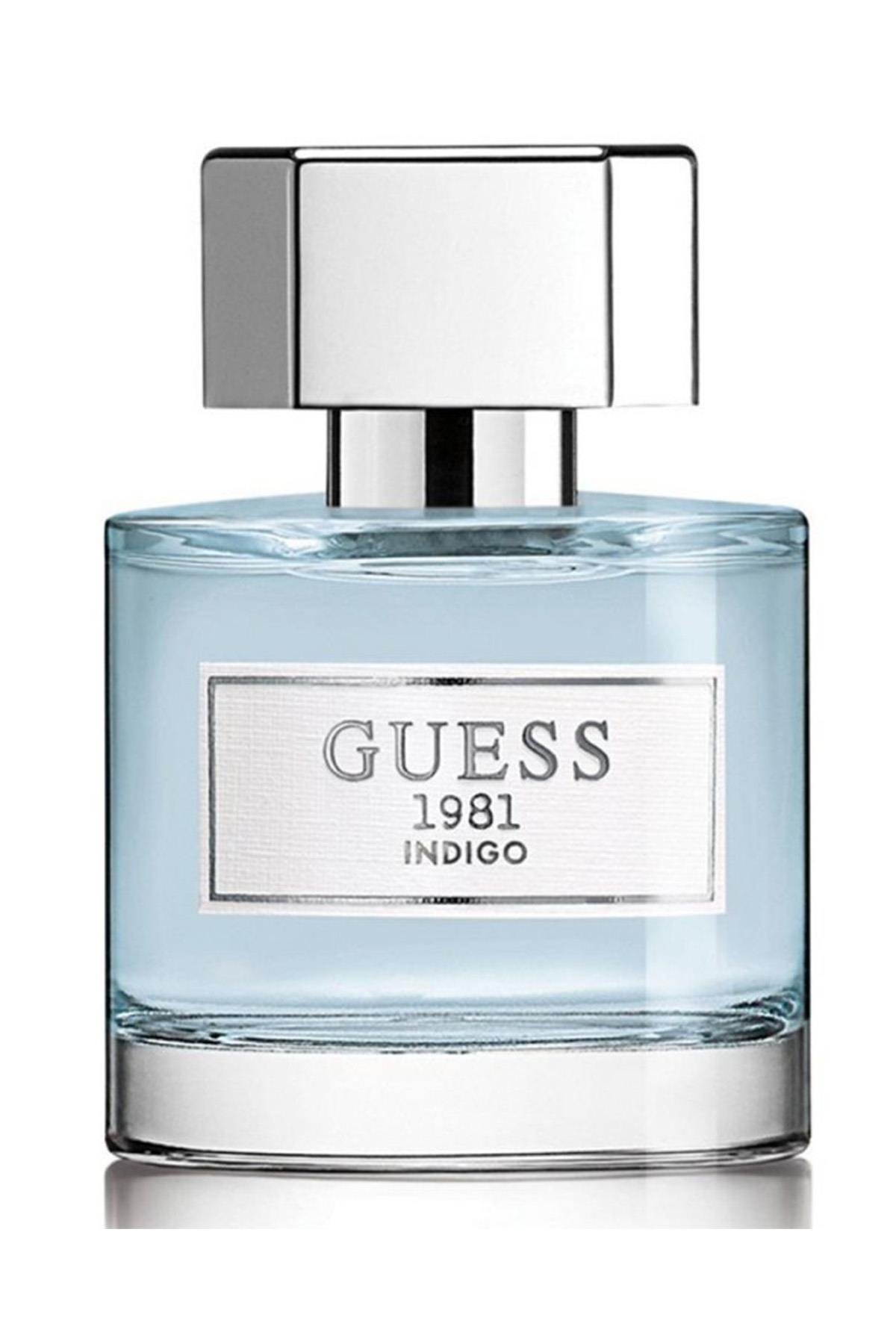 Guess 1981 Indigo EDT 100 ml Kadın Parfüm