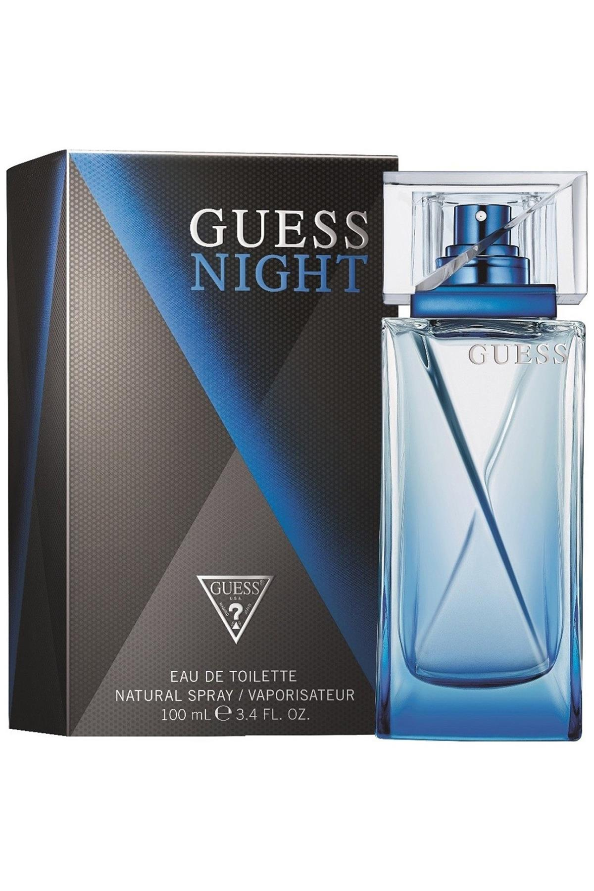 Guess Night EDT 100 ml Erkek Parfüm