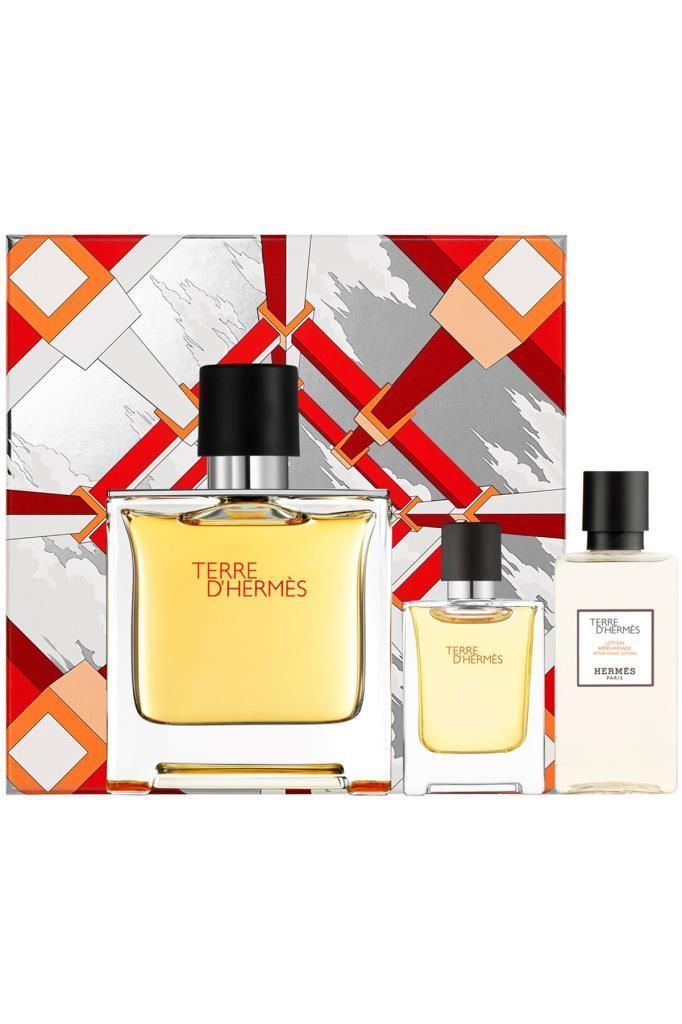 Hermes Terre D'Hermes EDP 75 ml Erkek Parfüm Seti