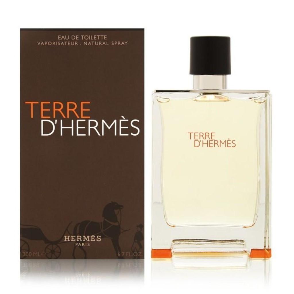 Hermes Terre D'Hermes Edt 200Ml Erkek Parfüm