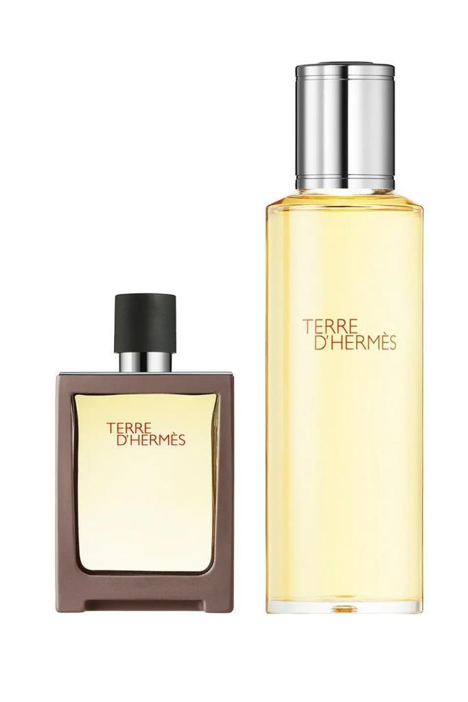 Hermes Terre D'Hermes EDT 30 ml Erkek Parfüm Seti