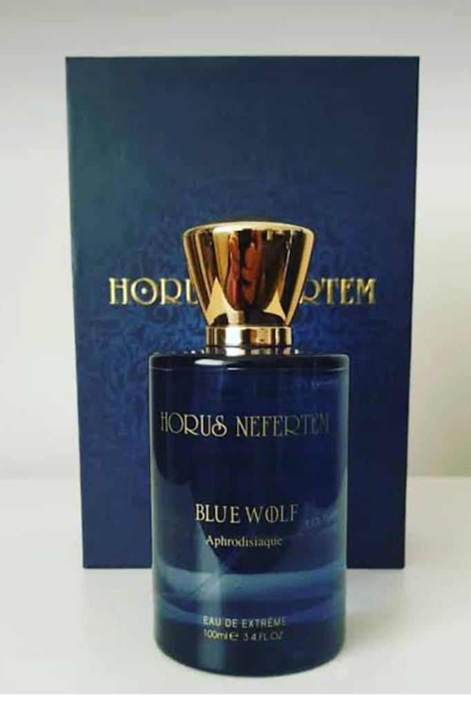 Horus Nefertem Blue Wolf EDP 100 ml Erkek Parfüm