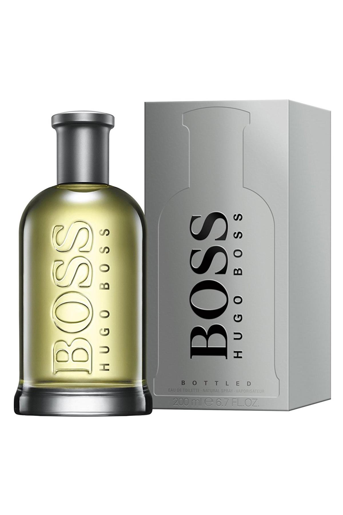 Hugo Boss Bottled EDT 200 ml Erkek Parfüm