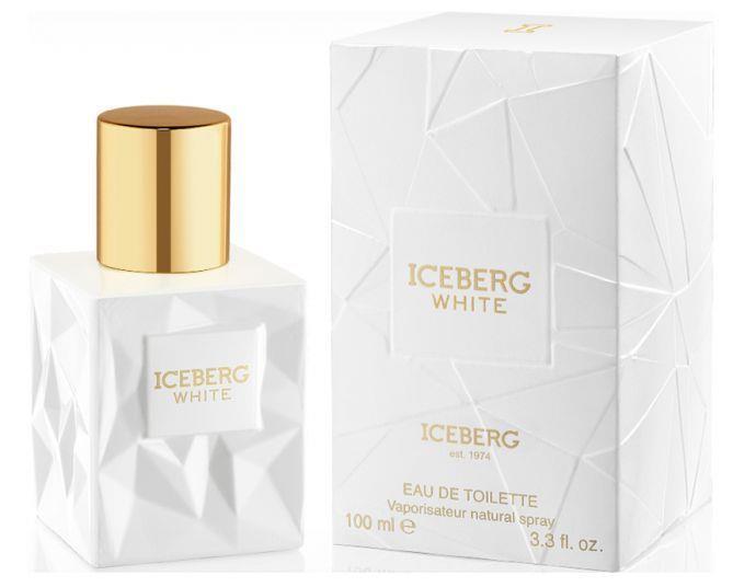 Iceberg White EDT 100 ml Kadın Parfüm