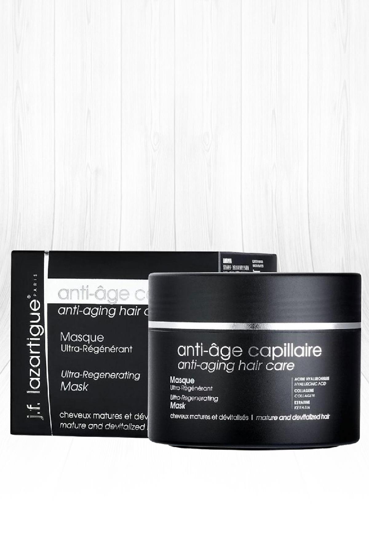 J.F Lazartigue Anti Aging Hair Care Olgun Saçlar İçin Maske 250 ml
