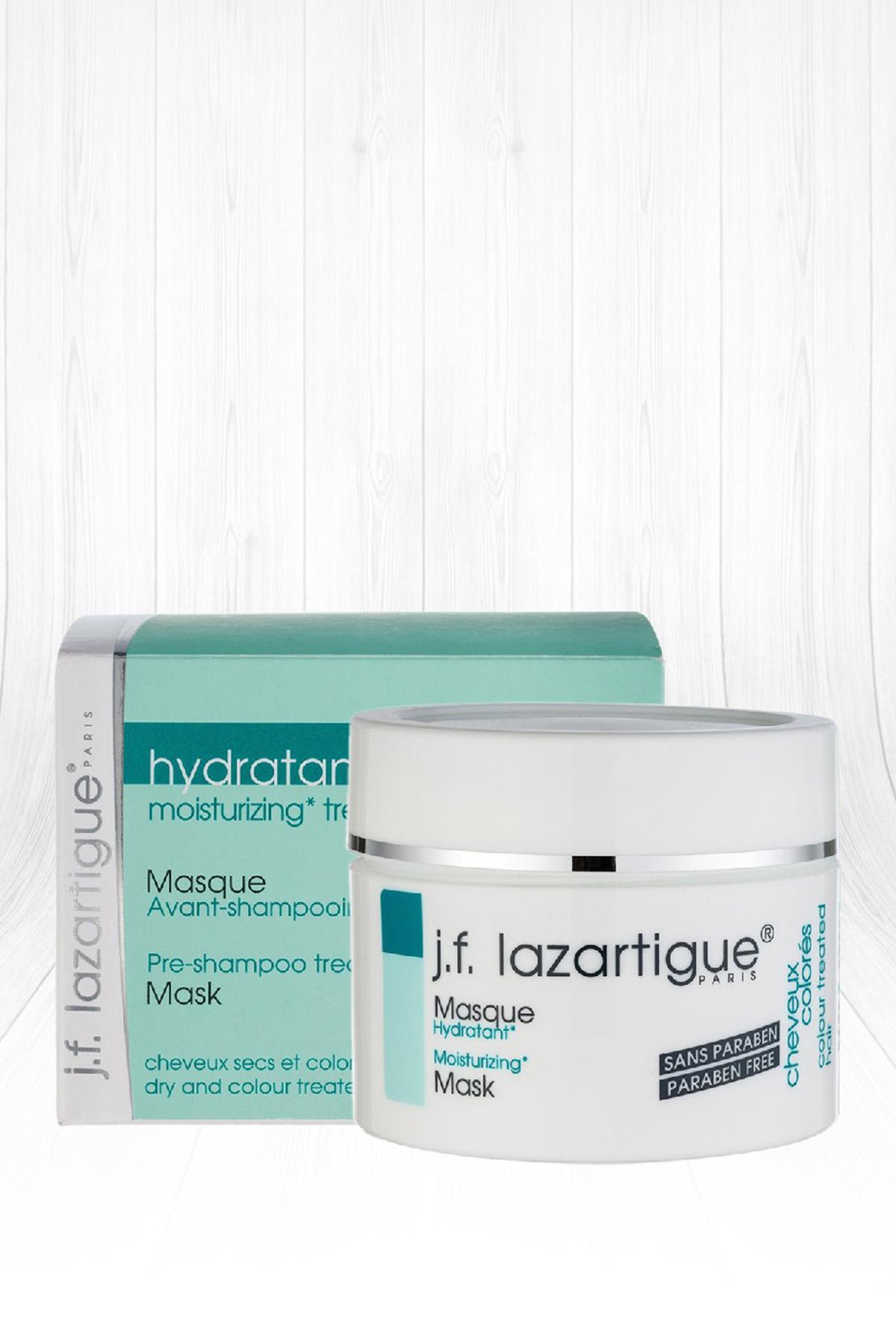 J.F Lazartigue Colour Treated Hair Saç Maskesi 250 ml