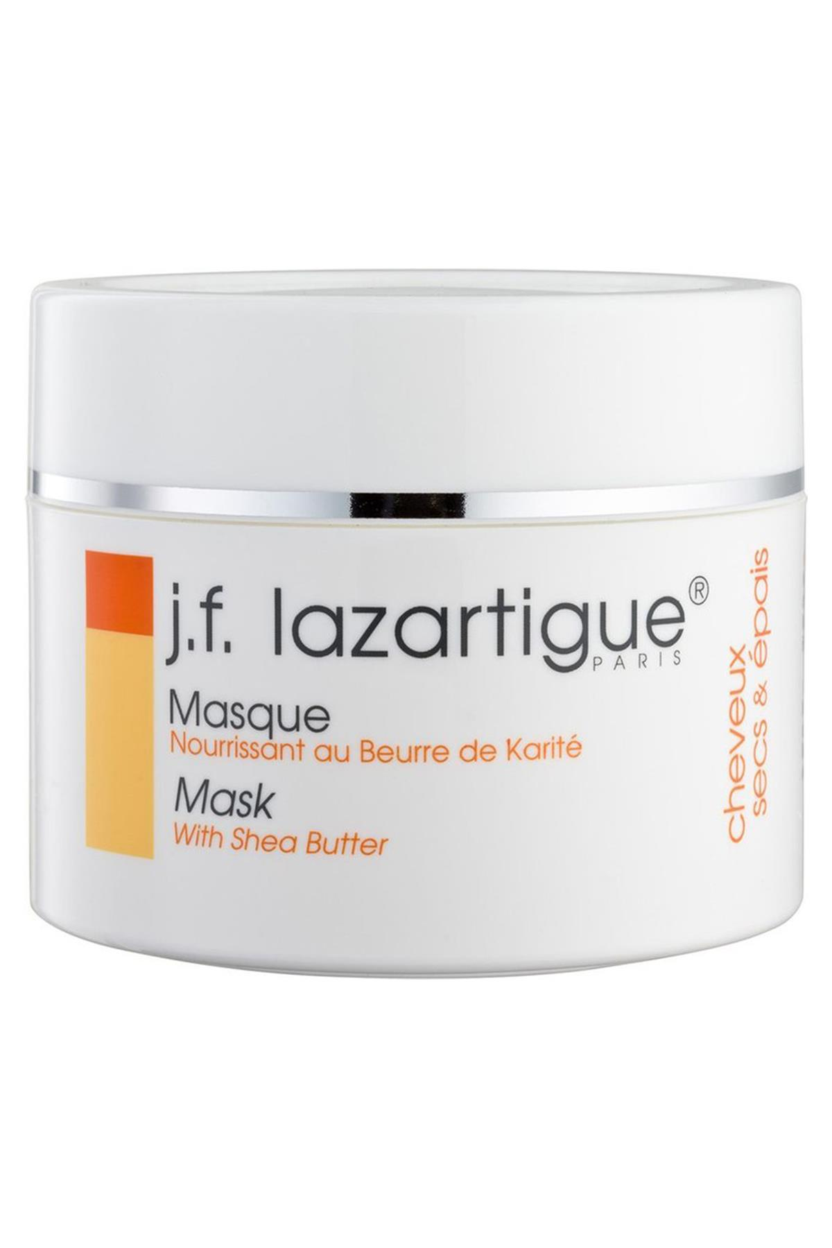 J.F Lazartigue Dry & Thick Hair Saç Maskesi 250 ml