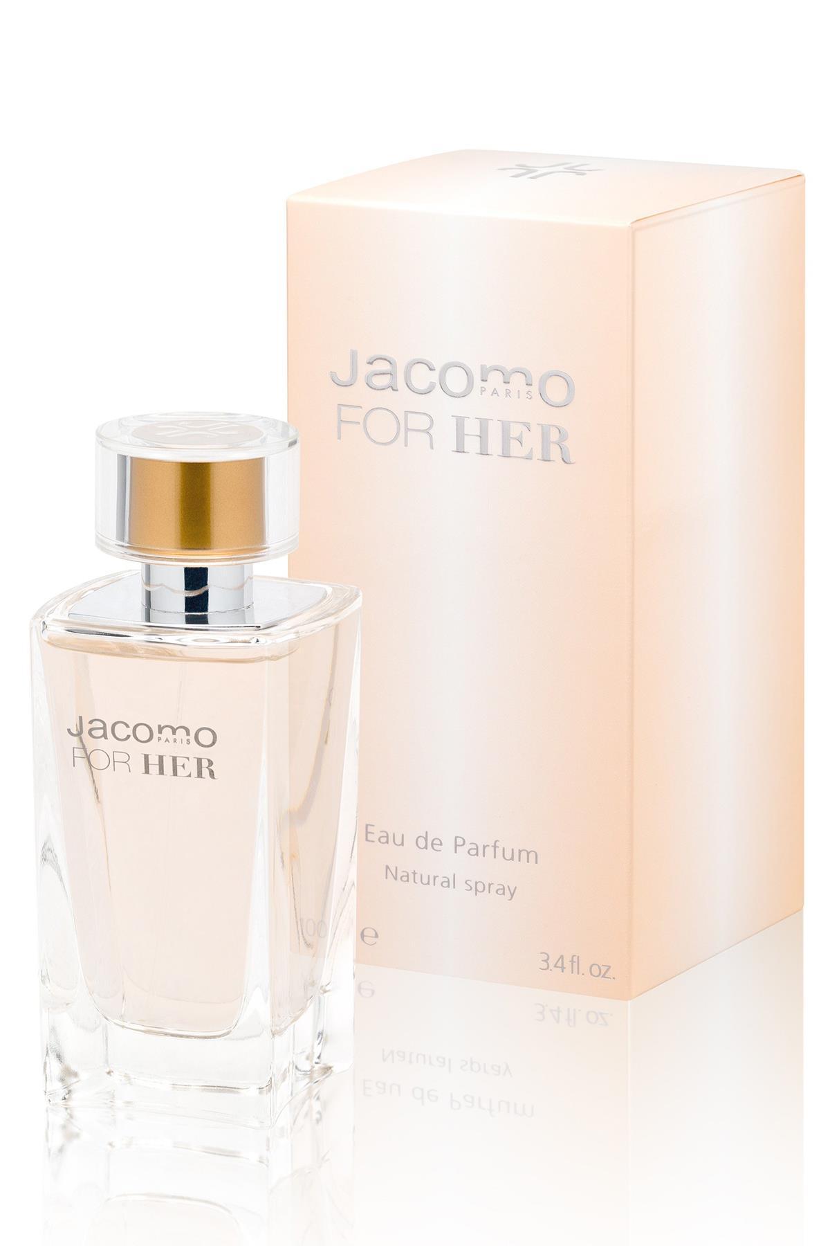 Jacomo For Her EDP 100 ml Kadın Parfüm