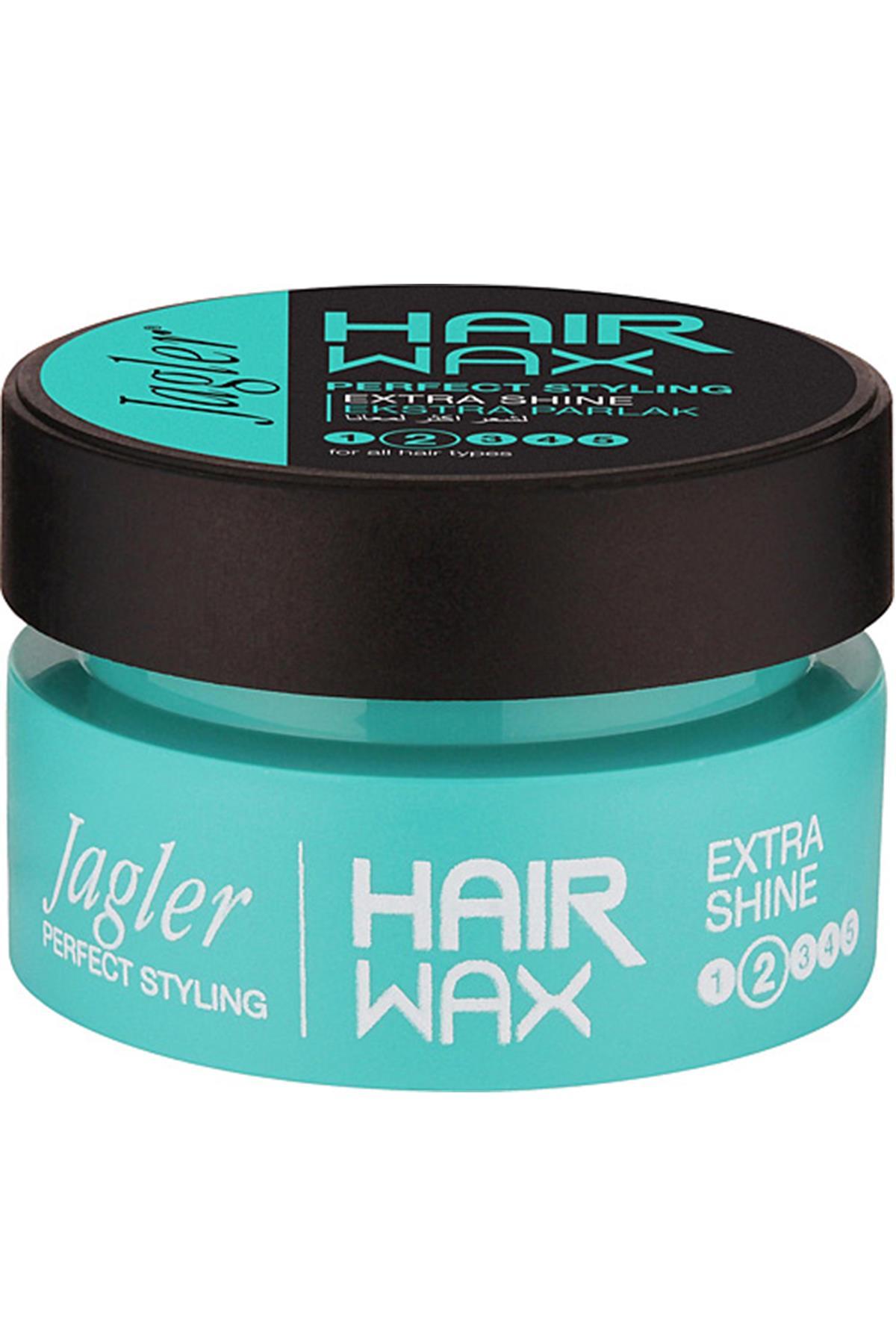 Jagler Hair Wax No 2 Ekstra Parlak 150 ml