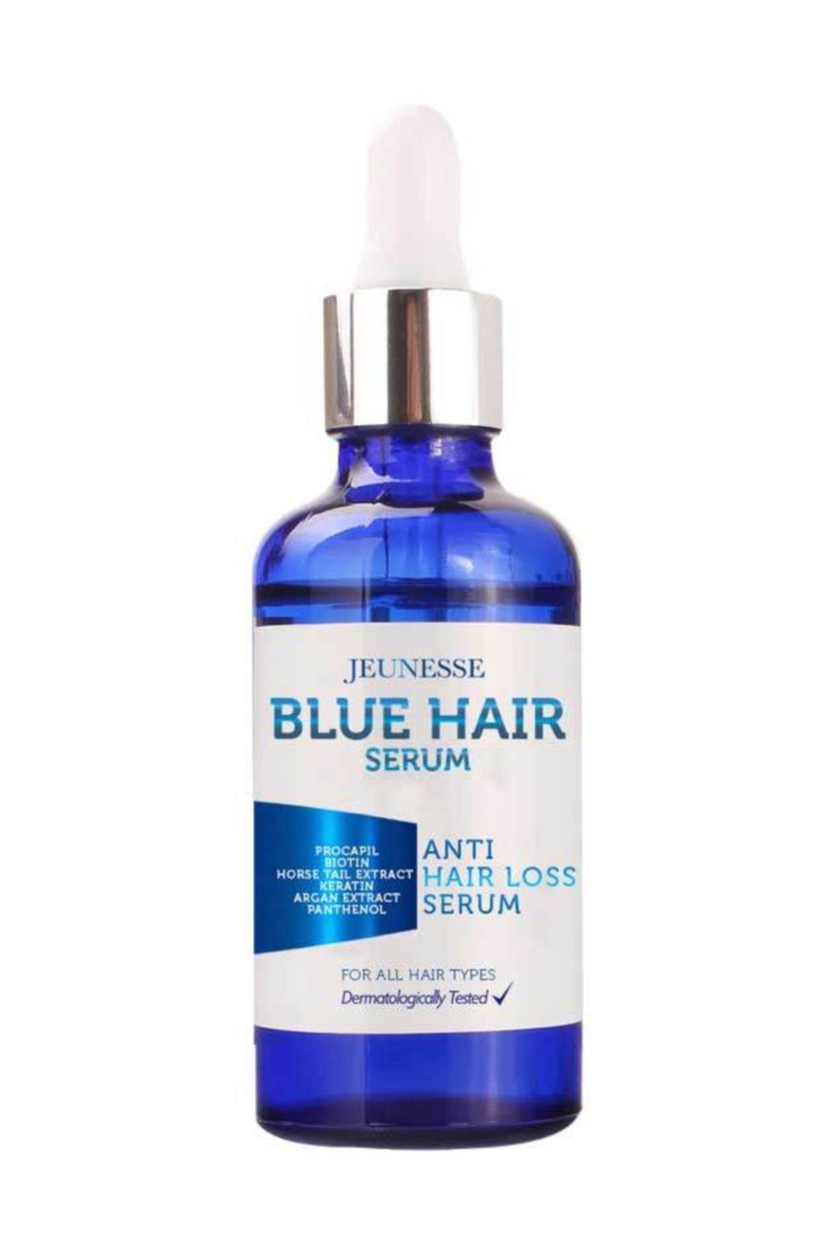 Jeunesse Blue Hair Dökülen Saçlar İçin Serum 50 ml