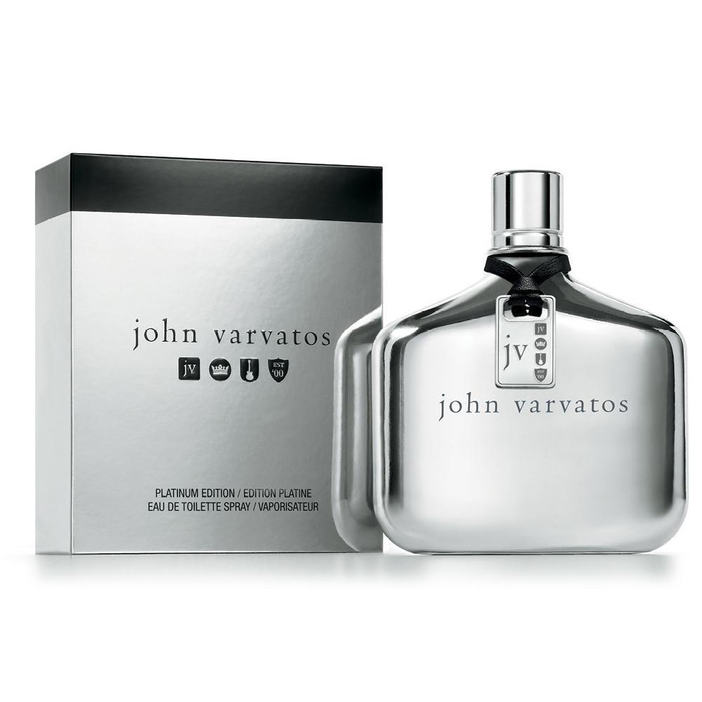 John Varvatos Platinum Edition EDT 125 ml