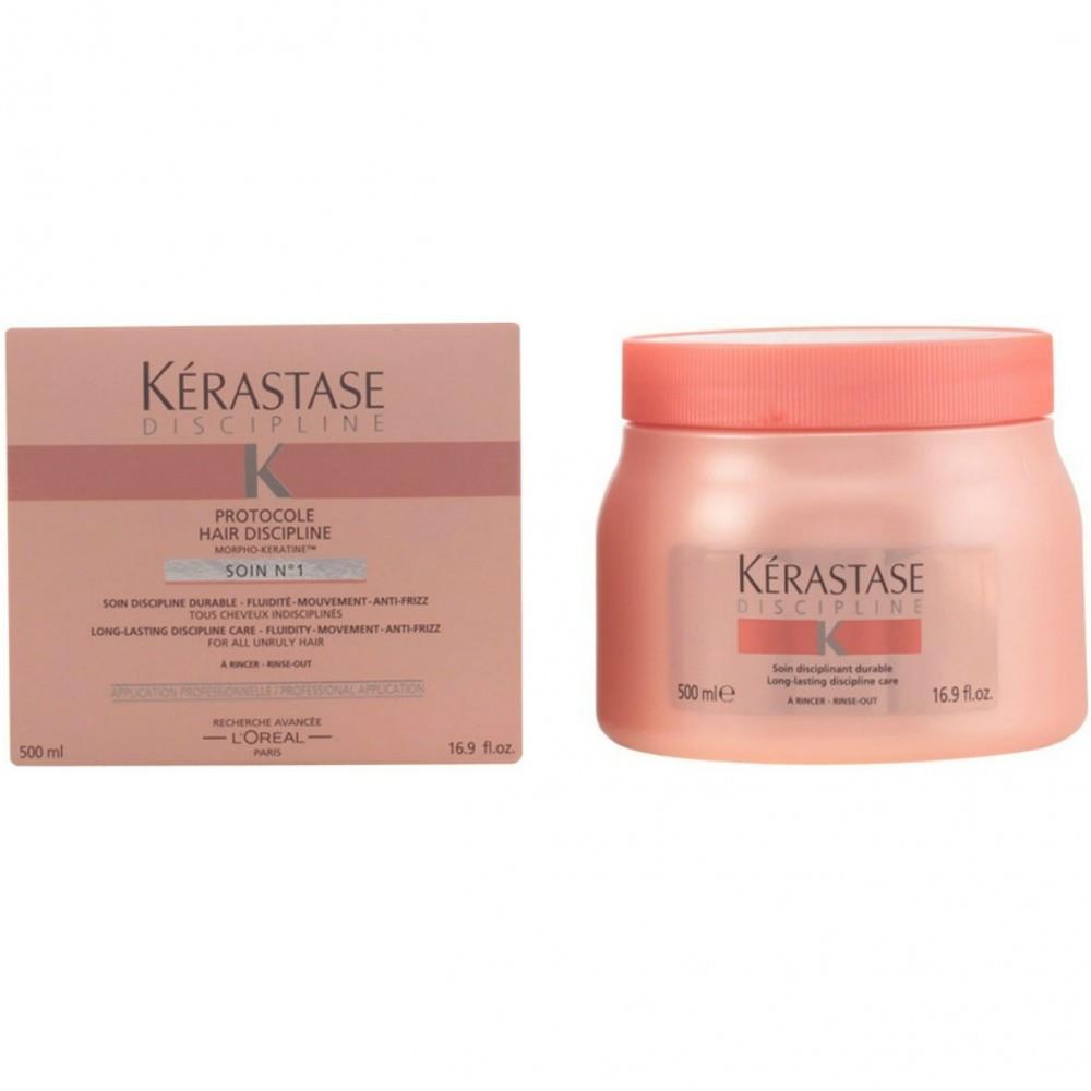 Kerastase Discipline Protocole Hair Mask Soin No 1 500 ml