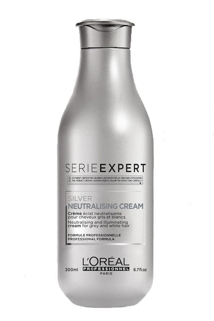 Loreal Serie Expert Silver Neutralising Saç Kremi 200 ml