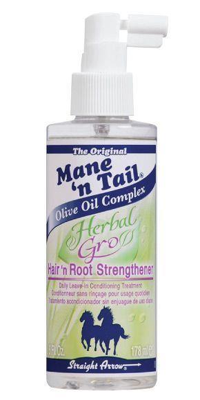 Mane'n Tail Herbal Gro Saç Köklerini Güçlendirici Sprey 178 ml