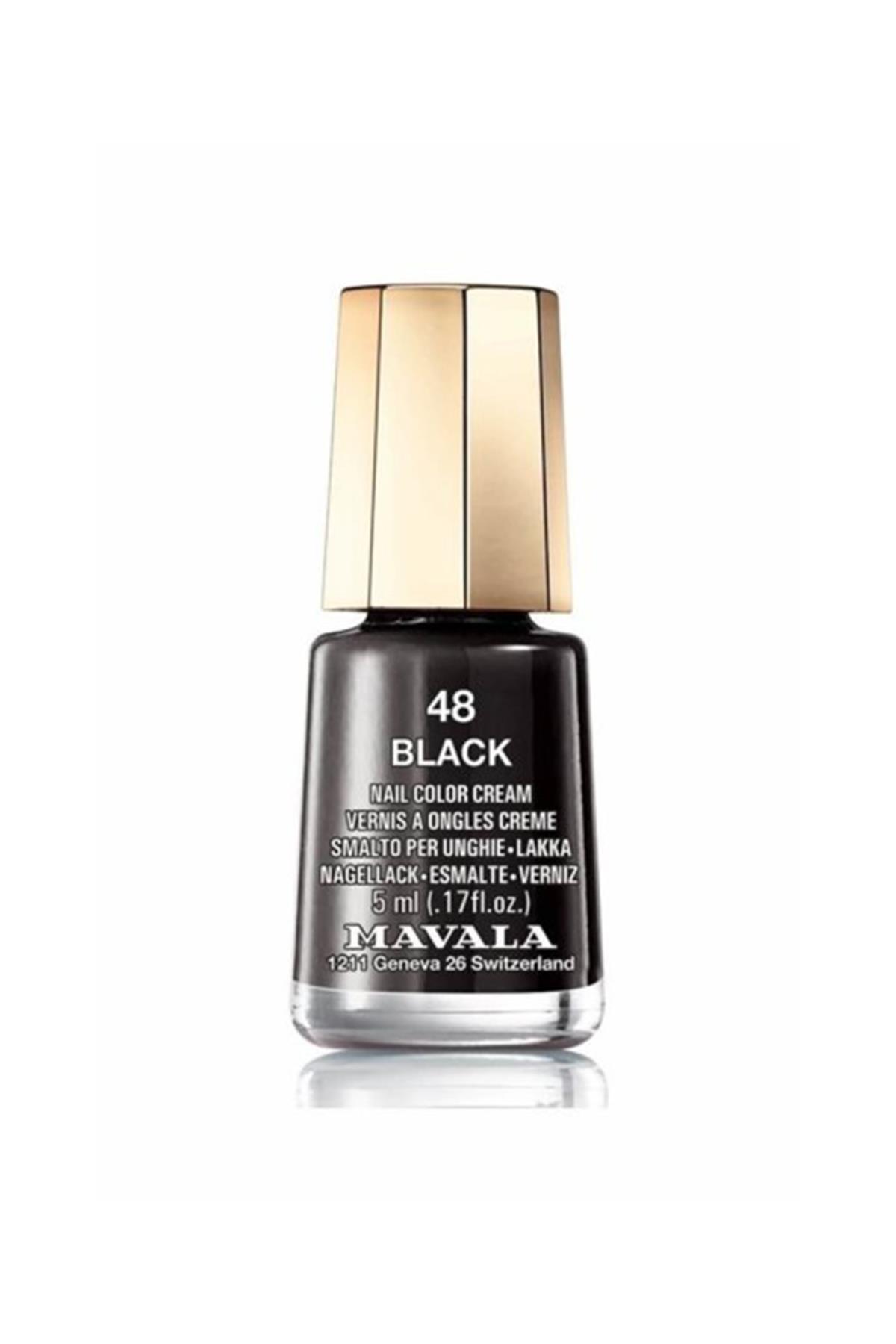Mavala 48 Black Oje