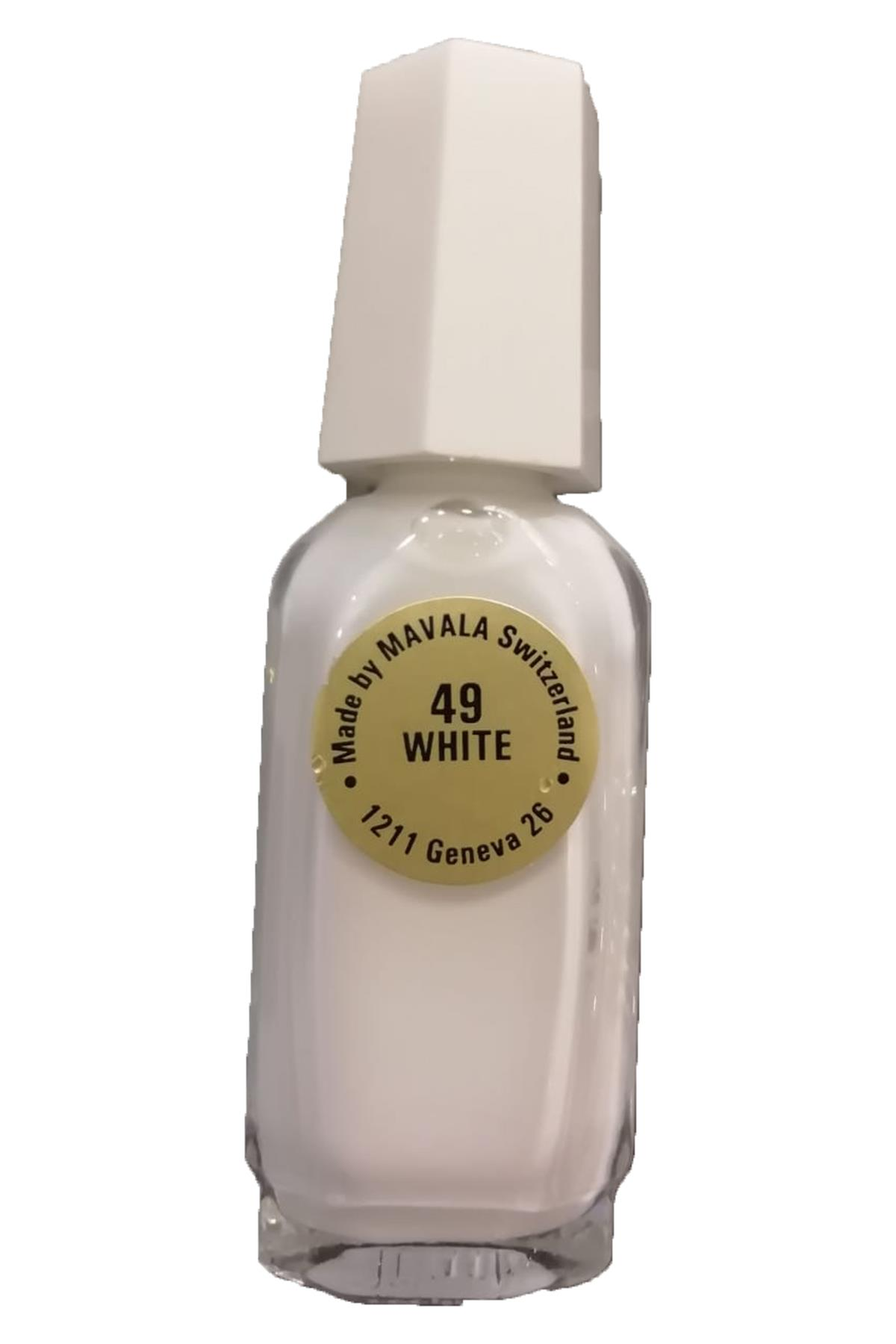 Mavala 49 White Oje 10 ml