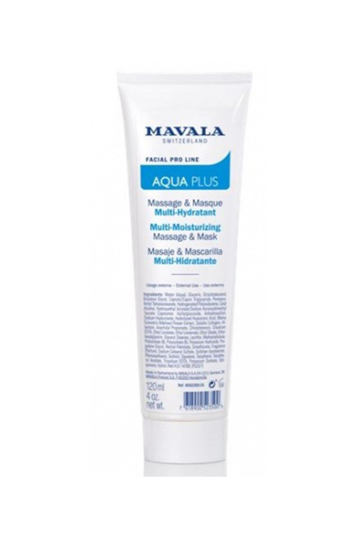 Mavala Aqua Plus Multi Nemlendirici Maske 120 ml