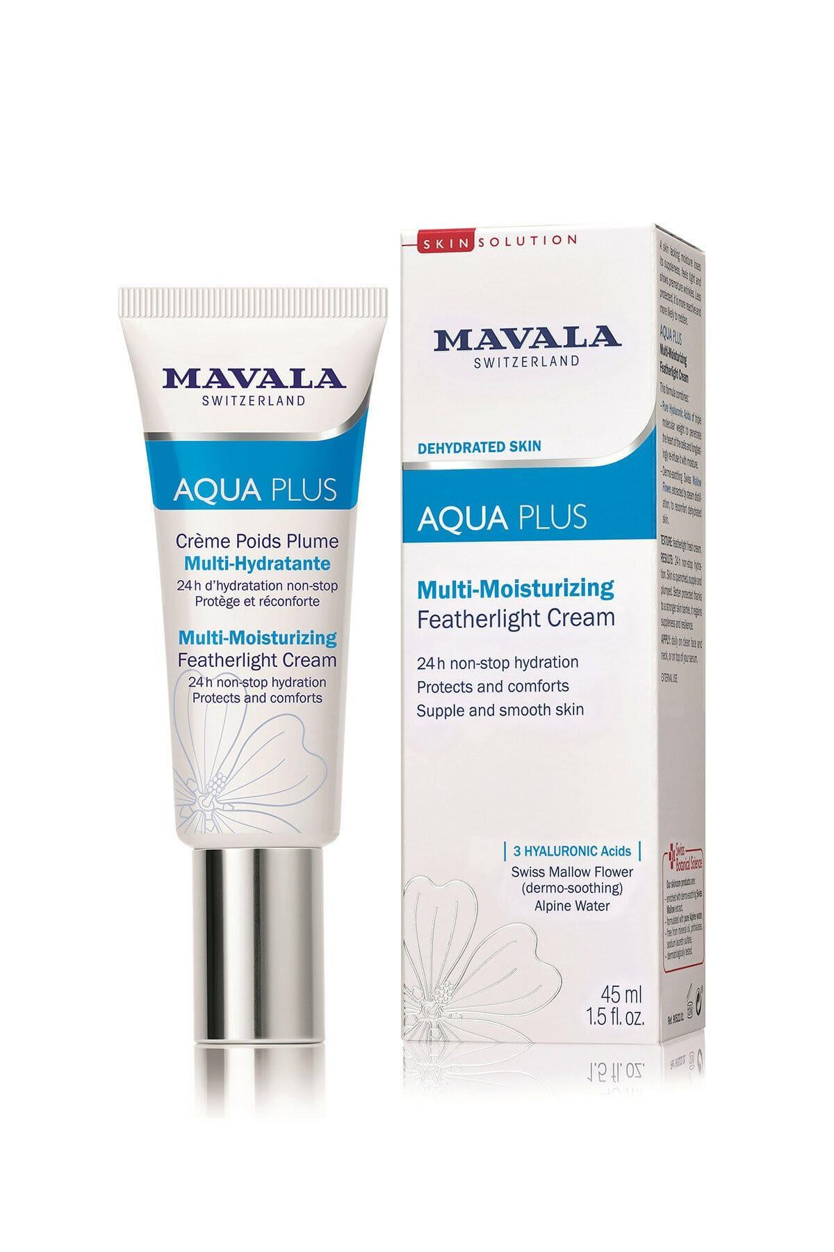 Mavala Aqua Plus Multi Nemlendirici Tüyhafif Krem 45 ml