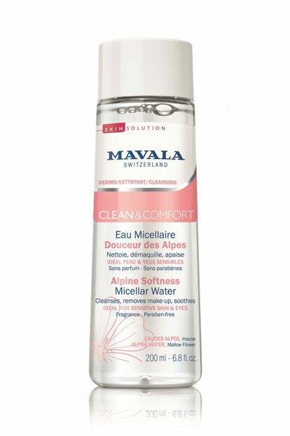 Mavala Clean & Comfort Temizleme Suyu 200 ml