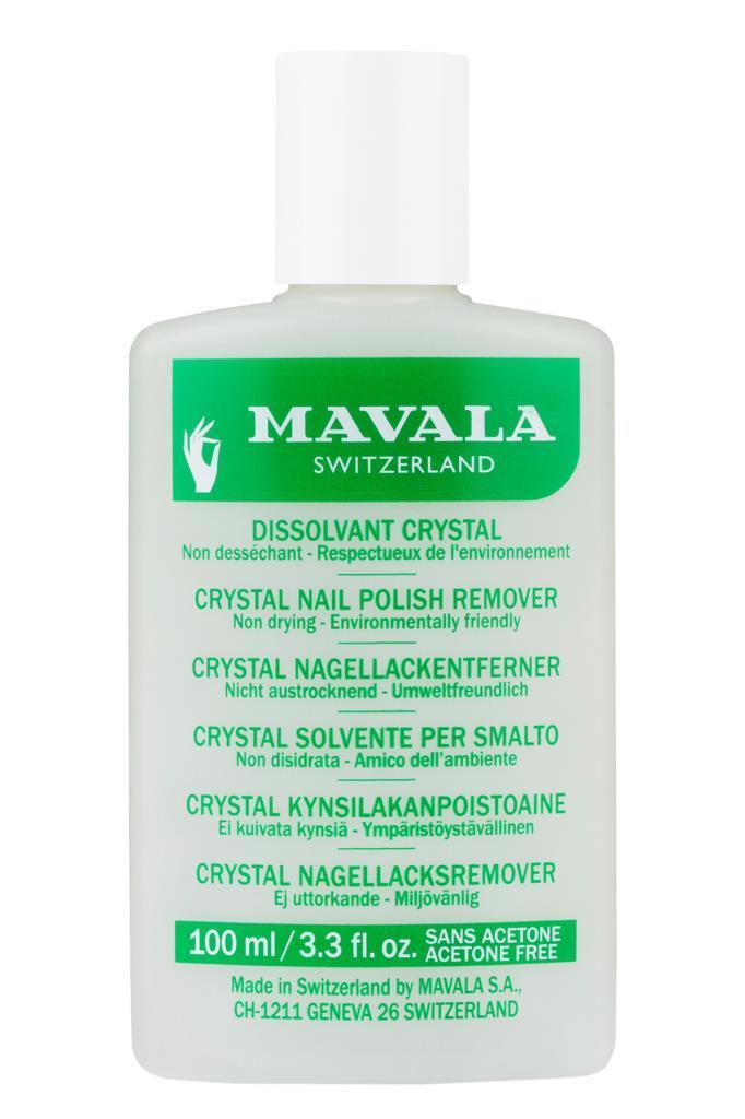 Mavala Crystal Asetonsuz Oje Çıkarıcı 100 ml