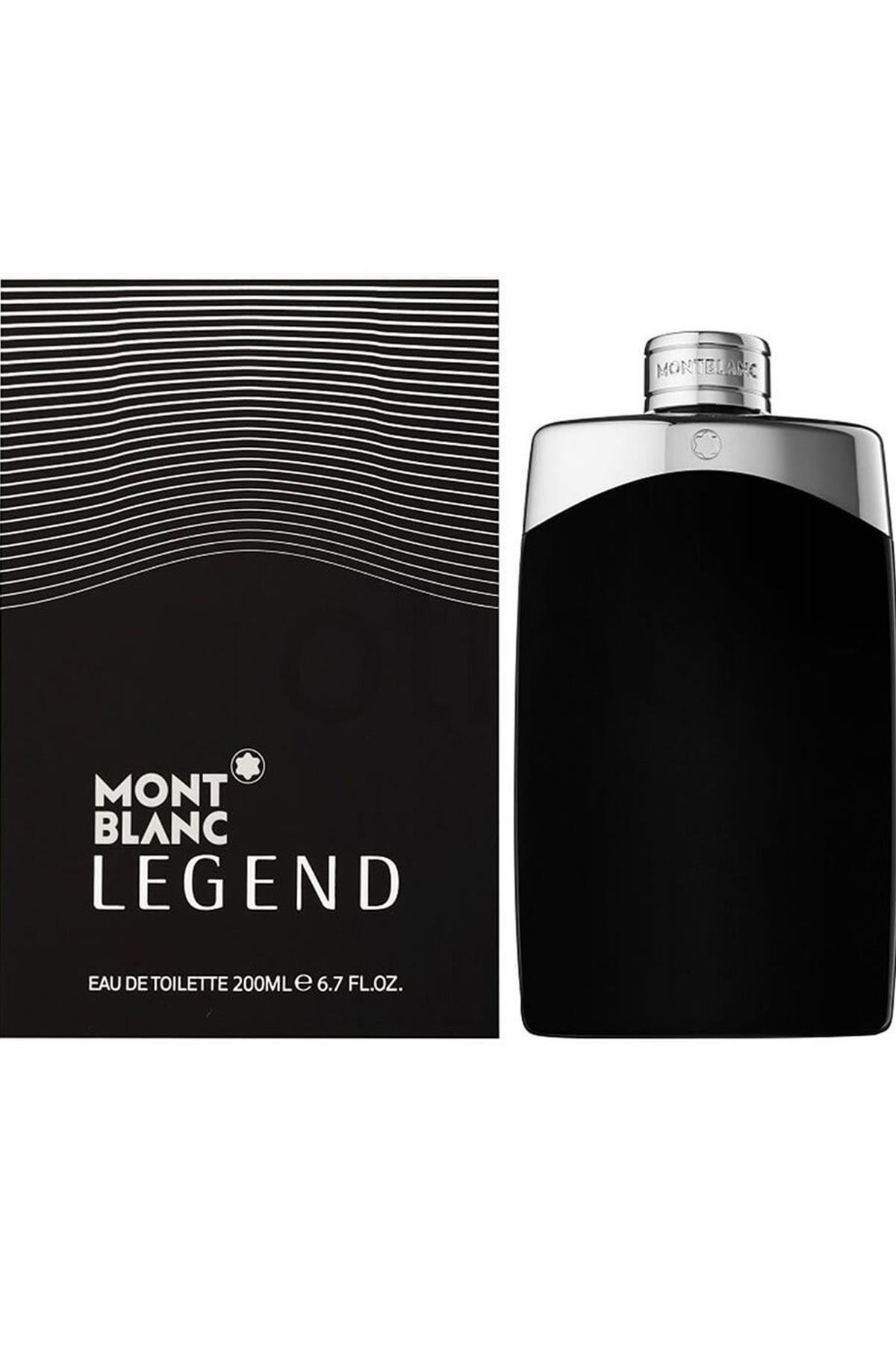 Mont Blanc Legend EDT 200 ml Erkek Parfüm
