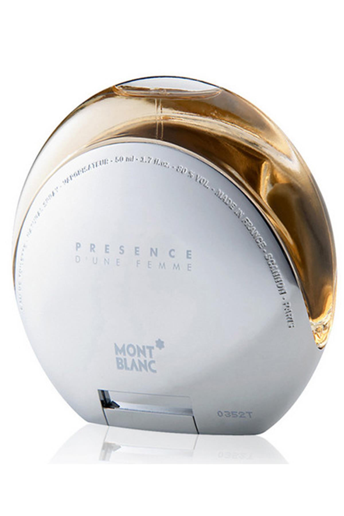 Mont Blanc Presence Dune EDT 75 ML Kadın Parfüm