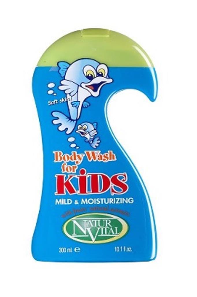 Natur Vital Kids Mild Moisturising Çocuk Vücut Jeli 300 ml