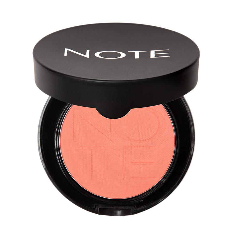 Note Luminous Silk Compact Blusher 02 Pink In Summer Allık
